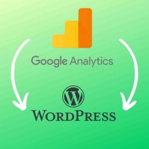 Integrar Google Analytics con Wordpress