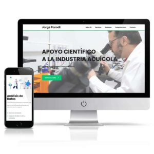 Sitio Web One Page